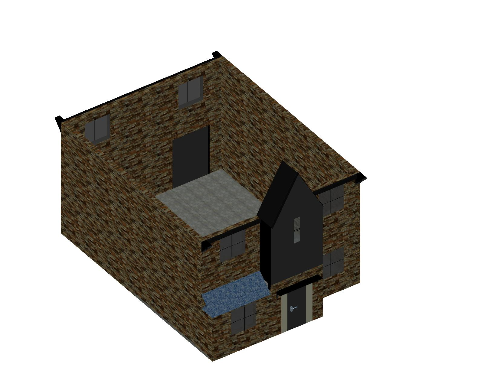 I will do CAD 3d modelling or rendering of your house