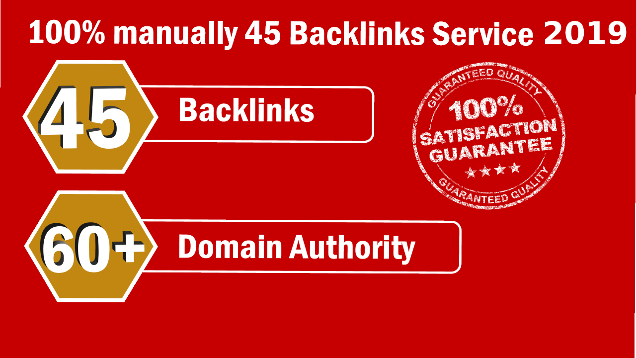 do DR 60 to 75 plus dofollow backlinks for seo