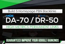 I will 25 manual pbn dofollow backlinks high quality pbn links