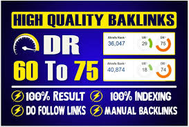 Permanent 60 DR 70 Homepage PBN Dofollow High Authority Backlinks
