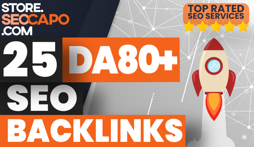 BUY 3 GET 1 FREE On Create DA 80+ Manually 25 Pr9 High Domain Authority Backlink