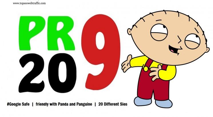 I will Manually Do 20 High Authority UNIQUE Pr8+ Pr9 Backlink