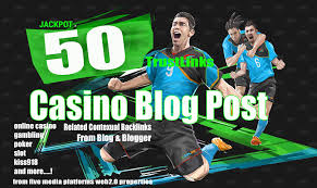 50 High Quality Casino Related Backlinks From Gambling,  Online Casino & Poker