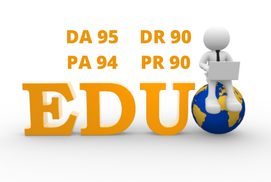 Strong DA 95 Edu Guest Post Index Within 10 days