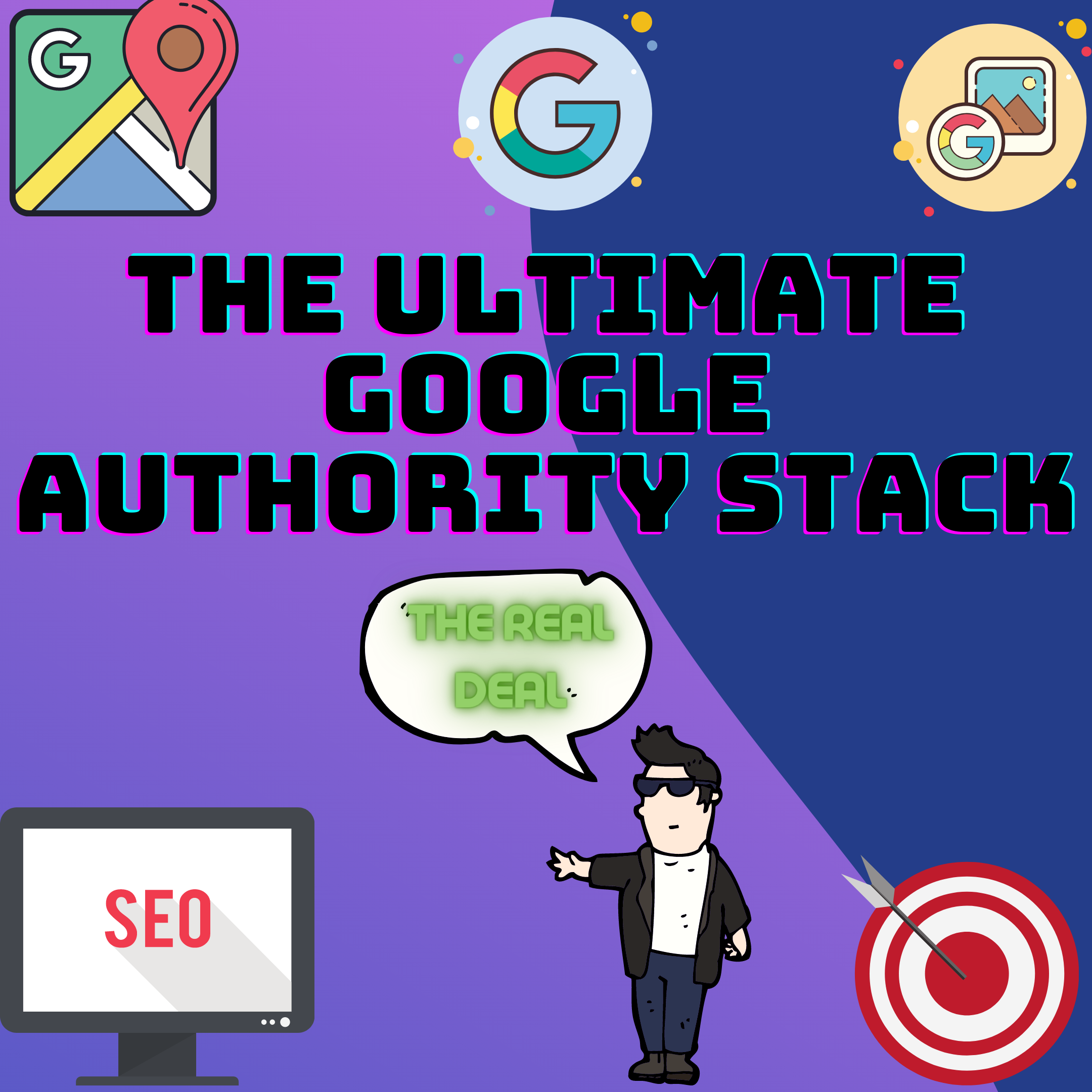 Ultimate Google Authority Stack Backlinks From Google Properties