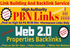 Do manually high da pbn links and web 200 backlinks