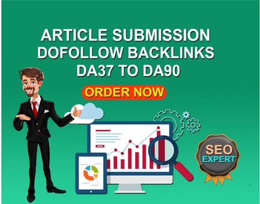 Make article contextual dofollow backlinks