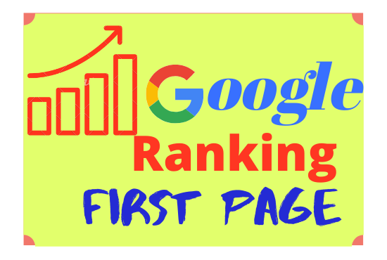 I will rank your website on first page of google