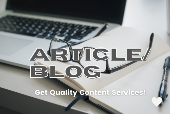 I will write 1500 words original and high Quality Article for your website