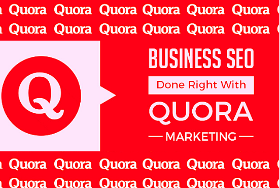 Have Some Organic Traffic with 25 Quality Quora Answer