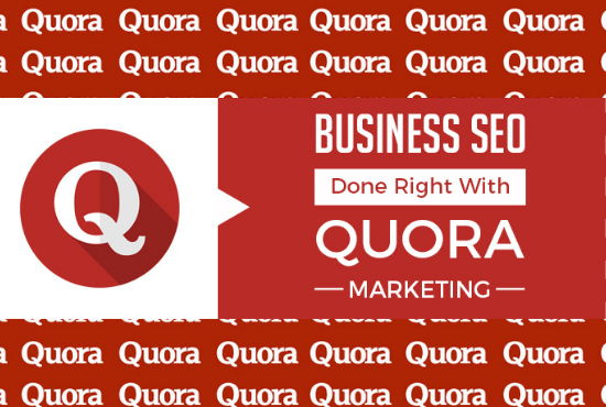 Have Some Organic Traffic with 30 Quality Quora Answer