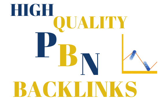 Create 10 High PA DA TF CF Home Page PBN Backlinks