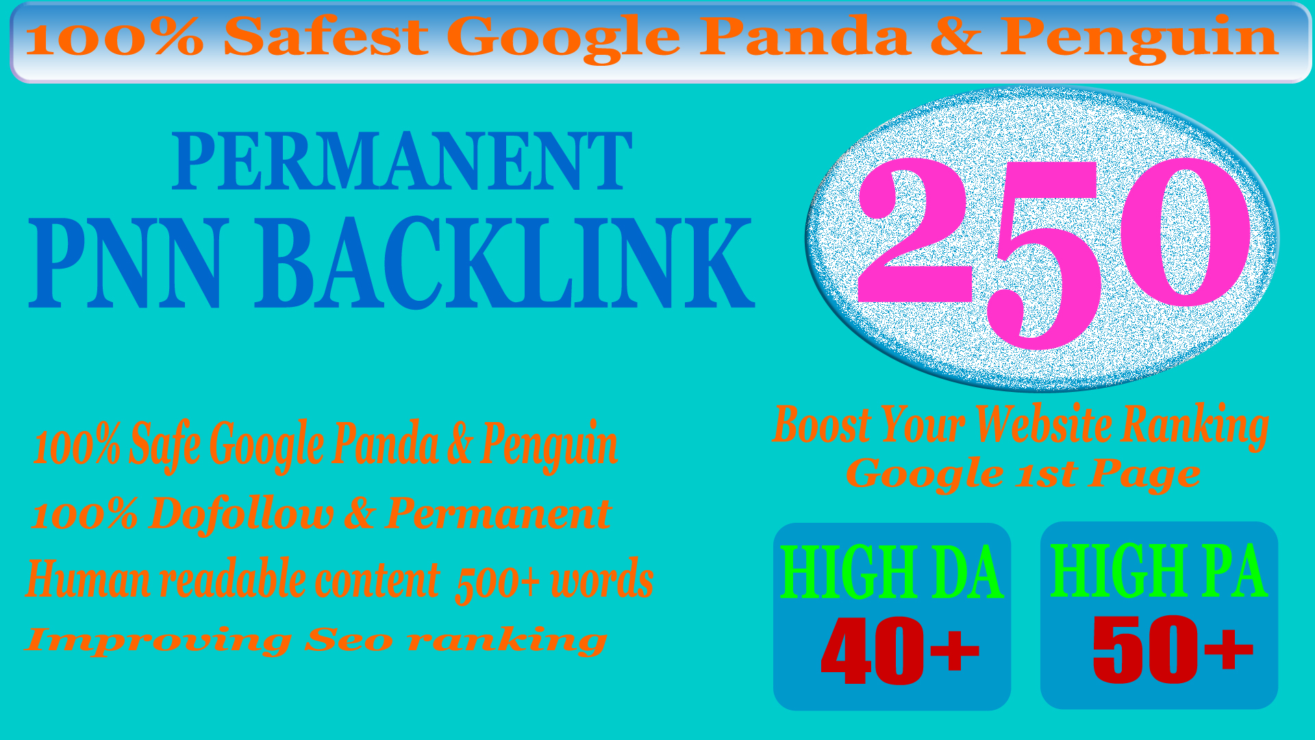 Get Extreme 250+ PBN Backlink in your website hompage with HIGH DA/PA/TF/CF with unique website