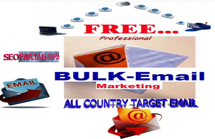 Give you target country 100 real emaill very fast delivery