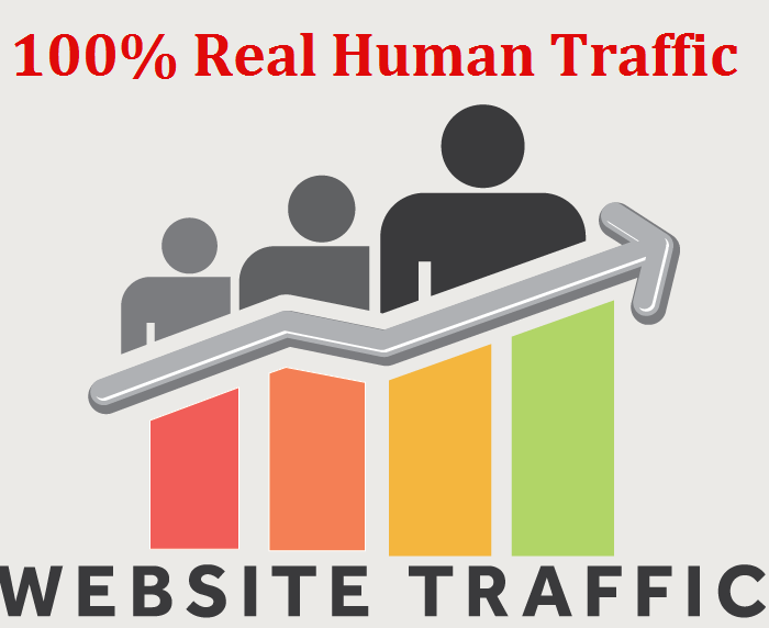 Drive you 25,000 Real Human Website Traffic