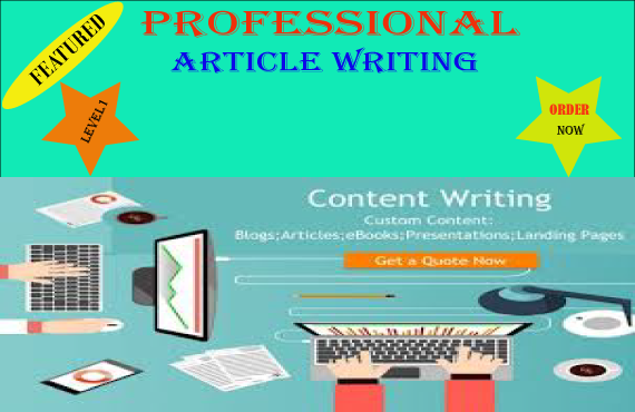 Do 500 words SEO article writing,  blog writing,  content writing
