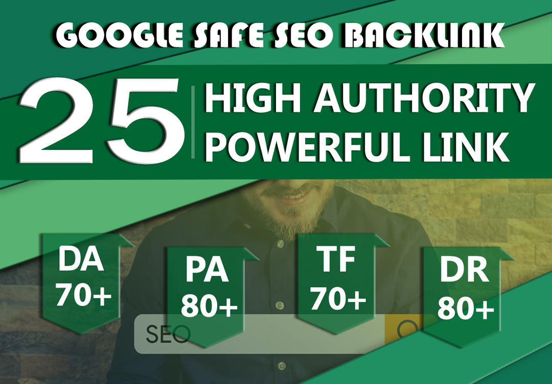 I Will Manually Do UNIQUE PR10 SEO BackIinks On DA 70+ Sites To RANK Your Website