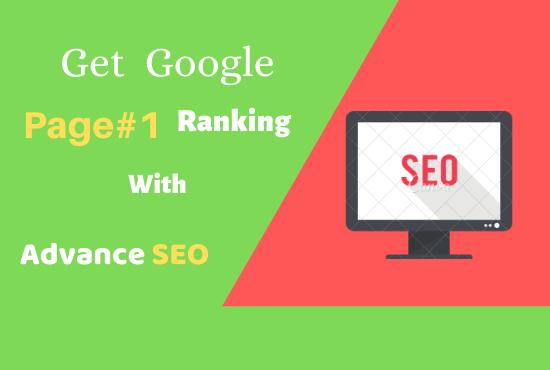 Guaranteed Google Ranking With SUPREME SEO Package