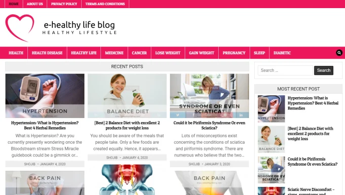 I will publish your related guest post my e healthy life blog