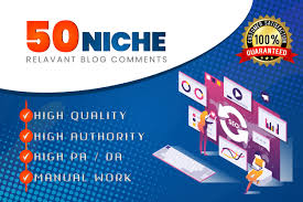 I will give 10 Youtube niche relevant blog comments backlinks