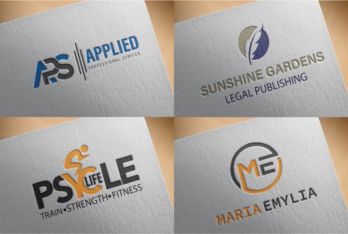 I will create creative, classic and unique complete logo design for your business