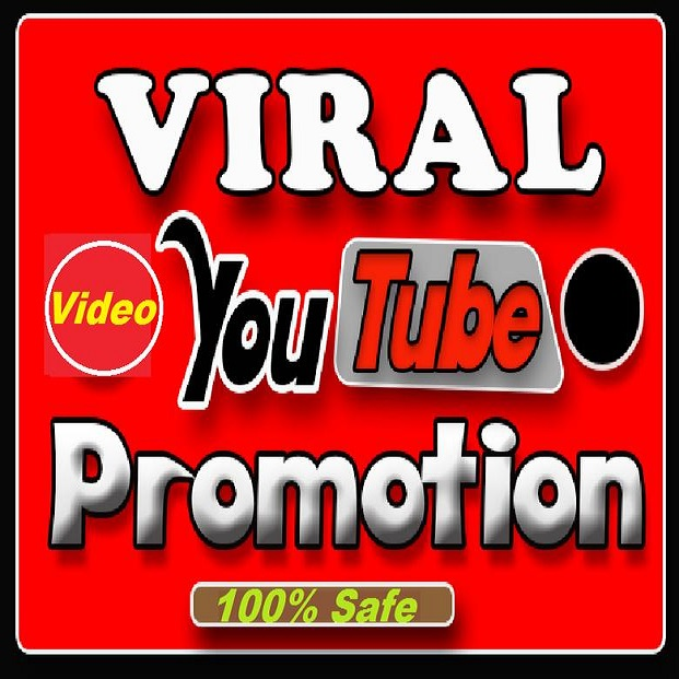 Do fast Organic YouTube video promotion via social media marketing