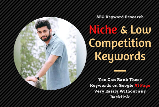 Micro Niche & SEO Keyword Research