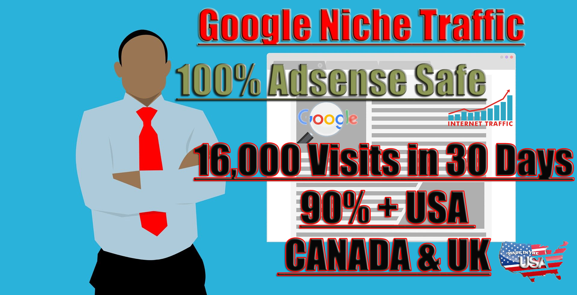 Buy The Domain that has high Google Traffic