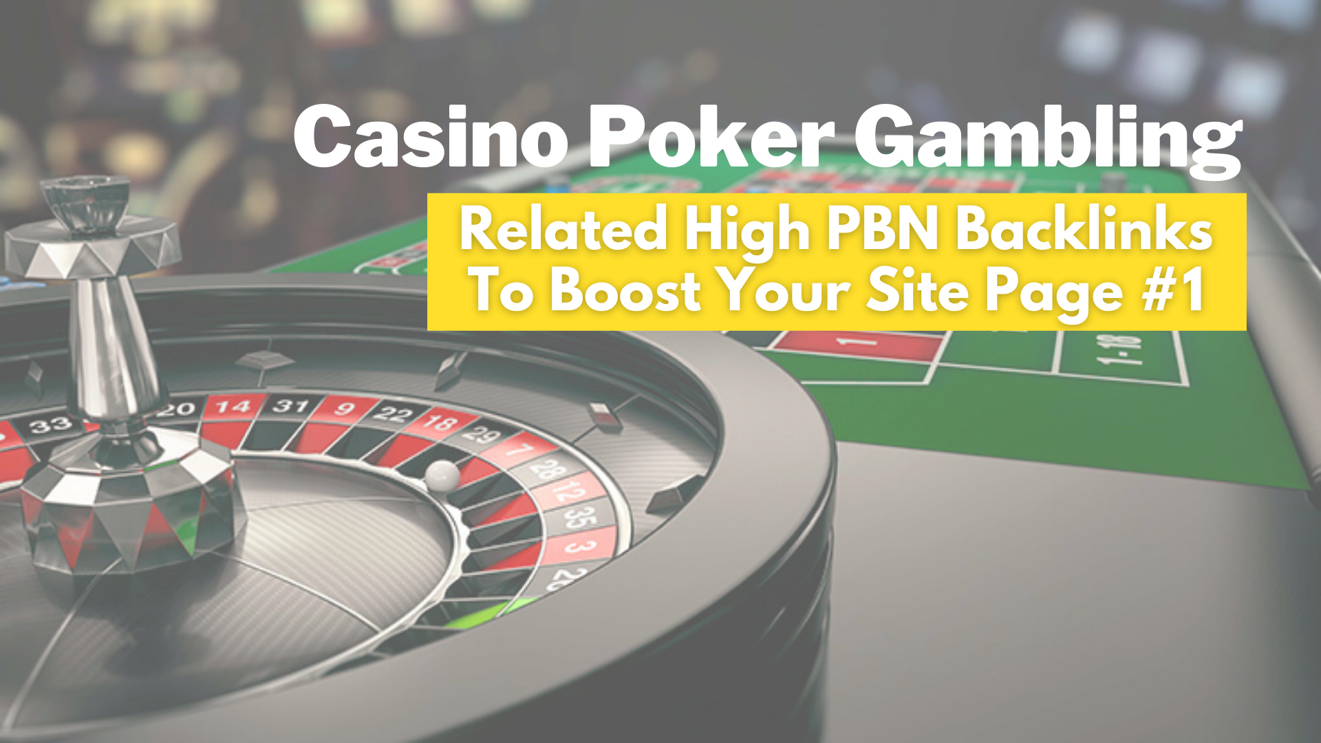 5000 Casino Poker Gambling Related High PBN Backlinks To Boost Your Site Page 1