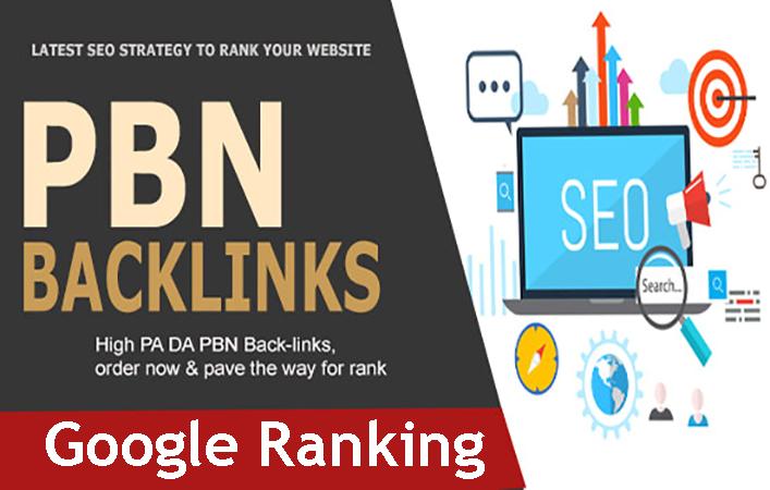 Create 2000+ dofollow pbn SEO backlinks for google ranking
