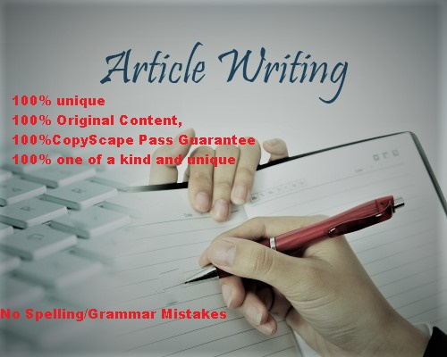 Compose A Perfect 2000 Word SEO Article About Any topic