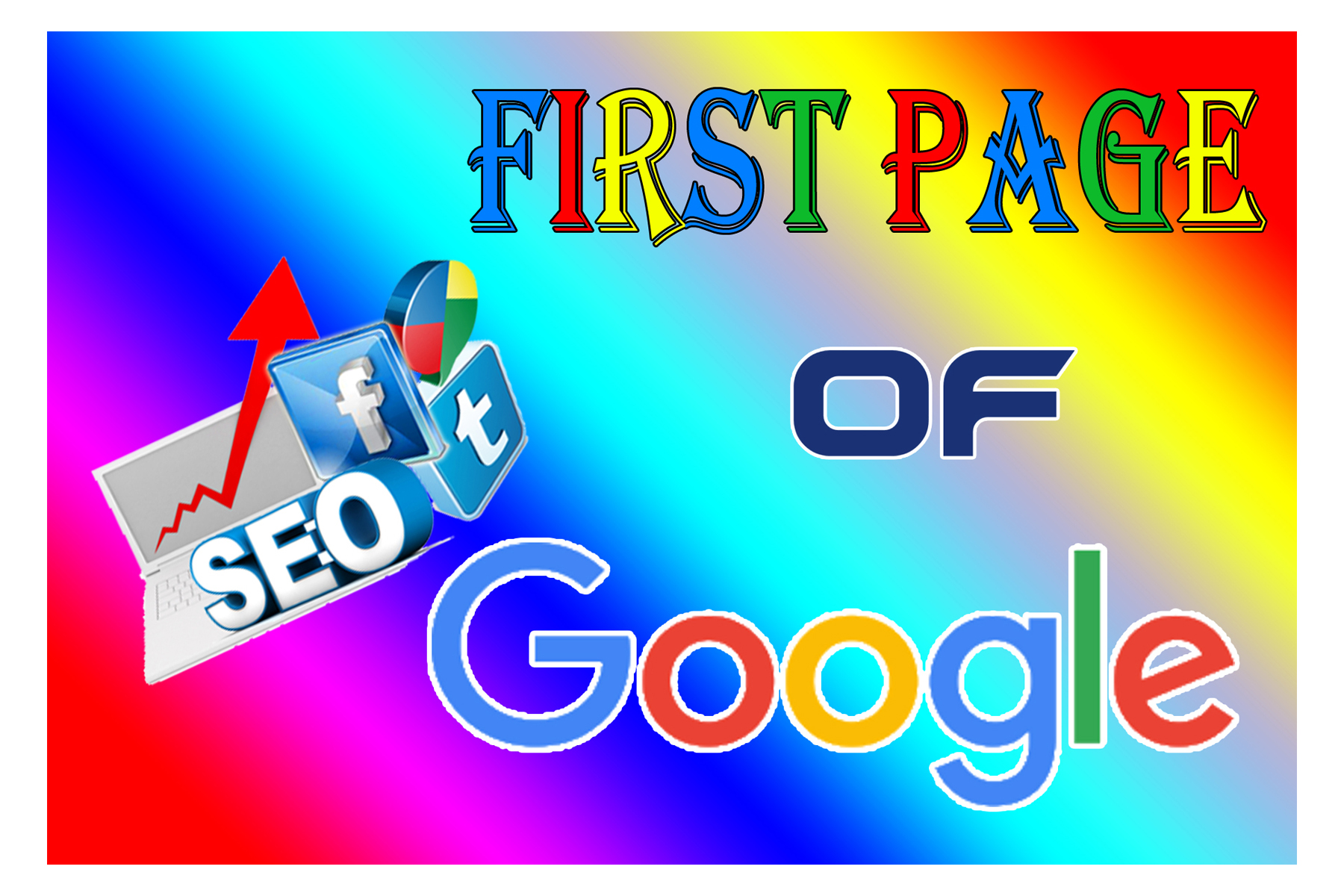 I will rank your website on Google top page