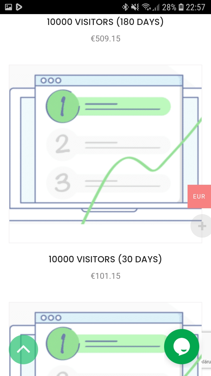 i will sent 10000 visitors to your Website in 90 Days