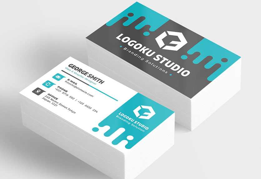 Design different concepts business card in 5-6 hrs
