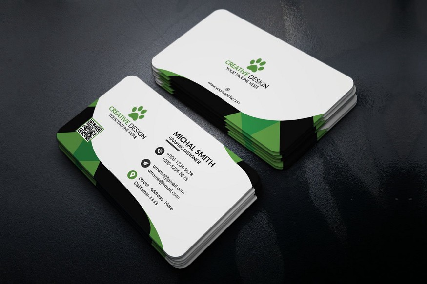 I Will Provide You Unique And Professional Business Card For your Company/Business