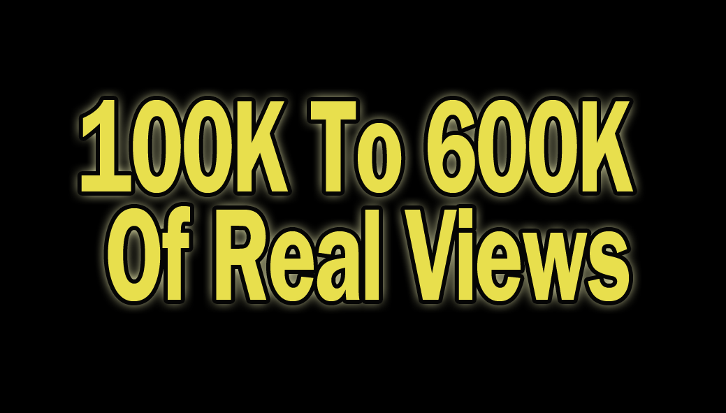 I Will Provide You With 100K To 6OOK Of Real Organic Traffic on Social Media