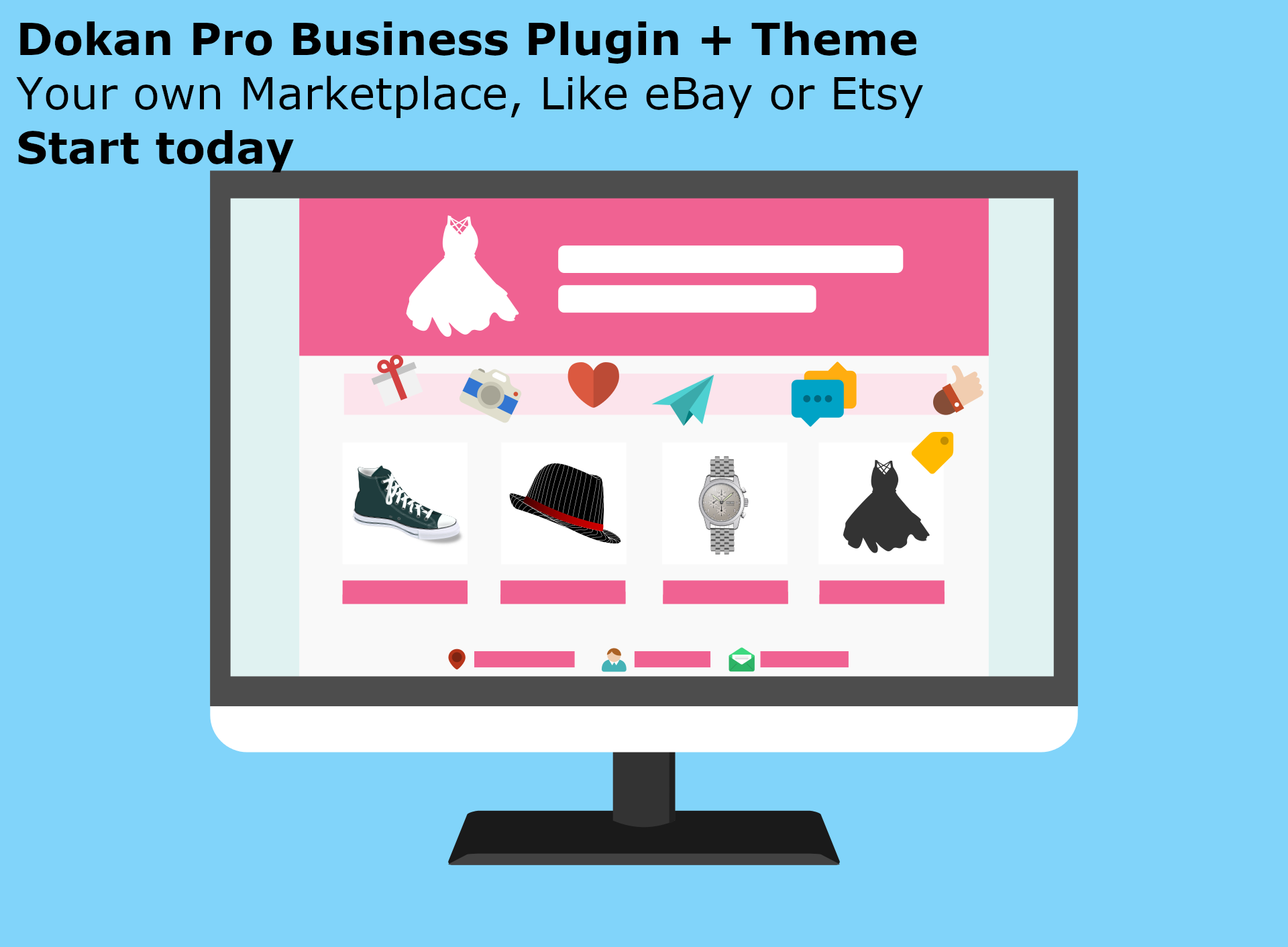 I Will install premium Dokan Pro Business marketplace plugin in 2 days