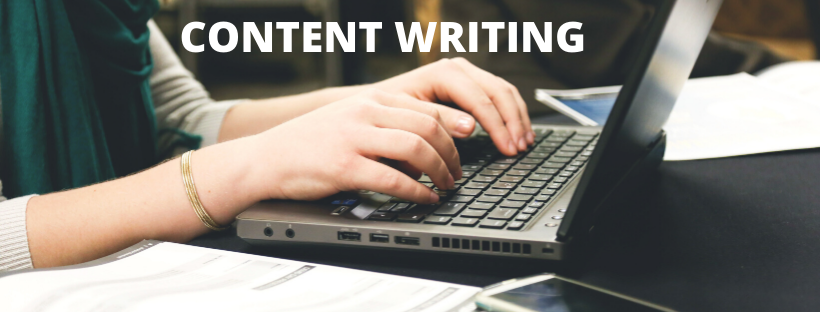 Writing Content For You on your nich