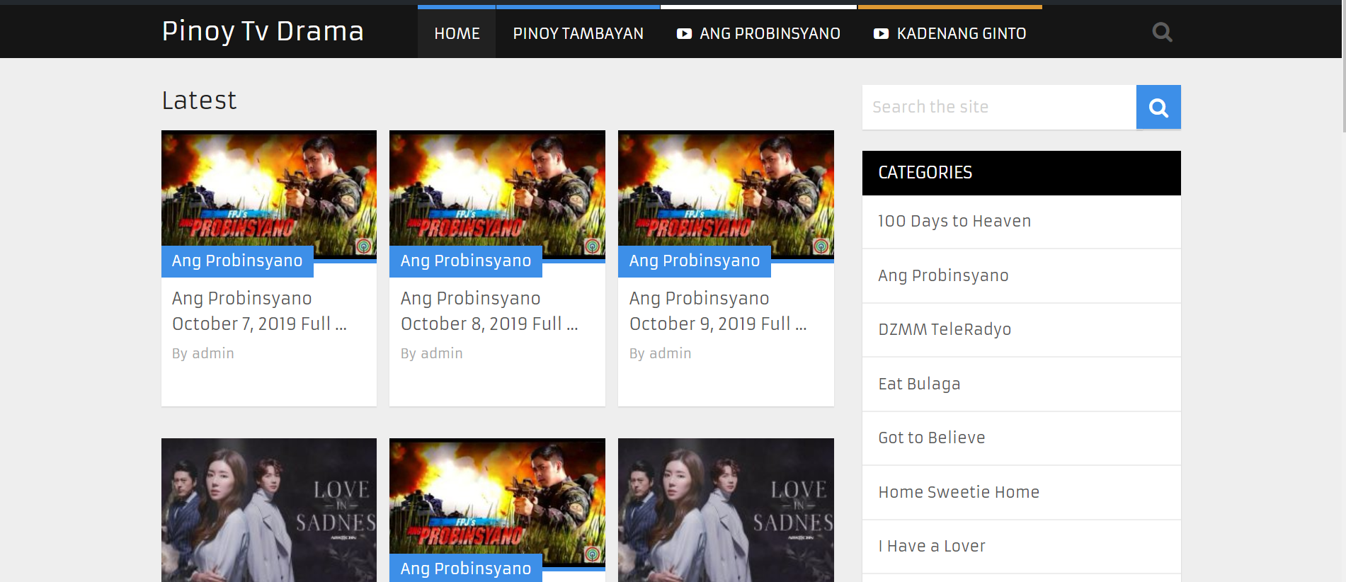 i will show your any type ads on my movies and dramas website