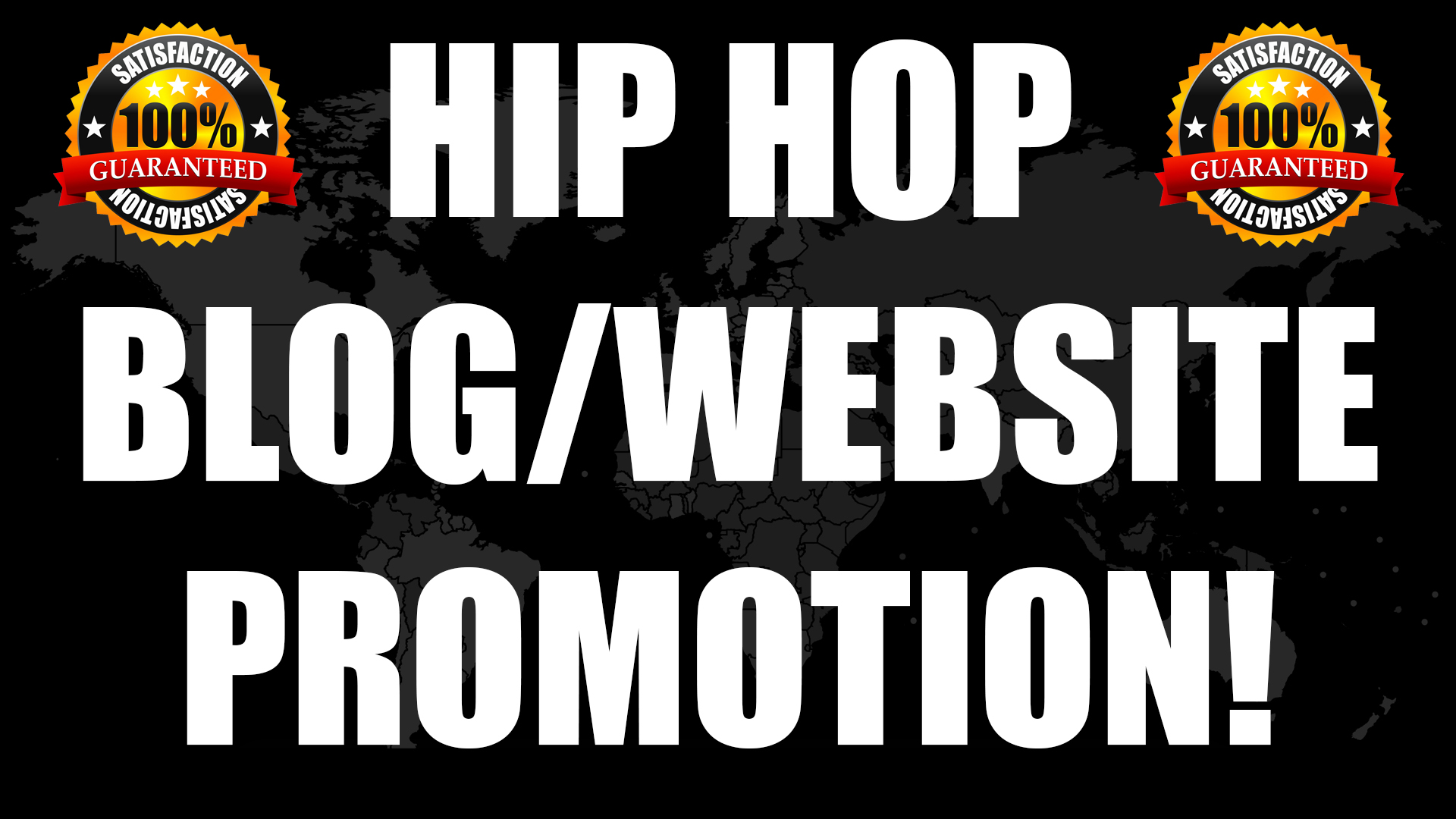 We'll Submit Your Songs To 50 Top Hip Hop Music Blogs And Websites