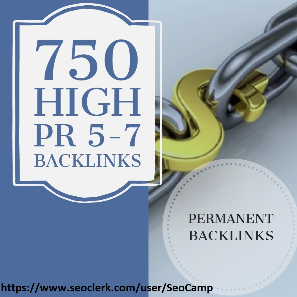 I will 700 manually blog comment backlinks