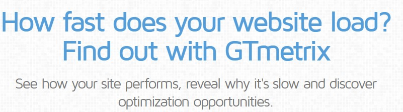 Think with Google speed optimize your wordpress in GTmetrix and and PageSpeed Insights
