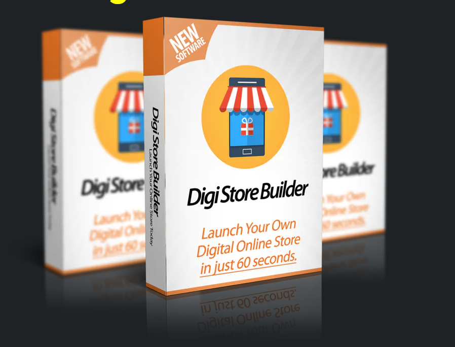 Launch Your Own Online Store Selling Software Products