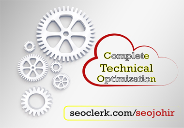 Complete Technical SEO Optimization package