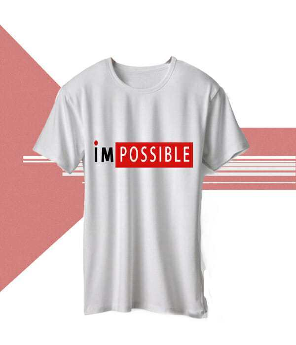 I will Design Typography and Custom Graphics T-shirt