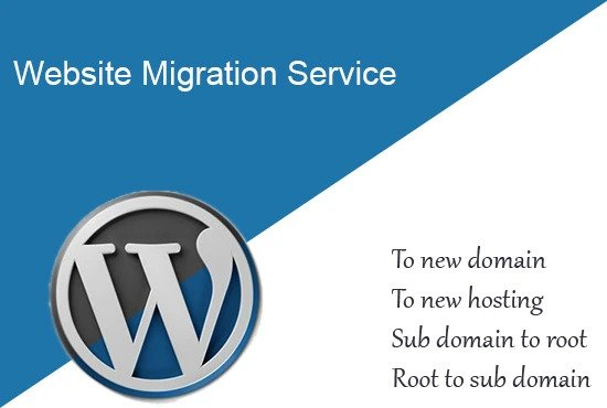 I will migrate, transfer,move your wordpress website