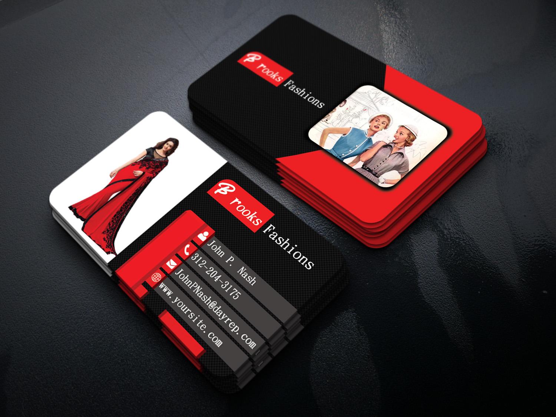 I will do best business card design