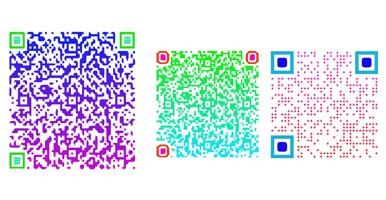 Excellent Quality QR Codes,  Quick and Timely service