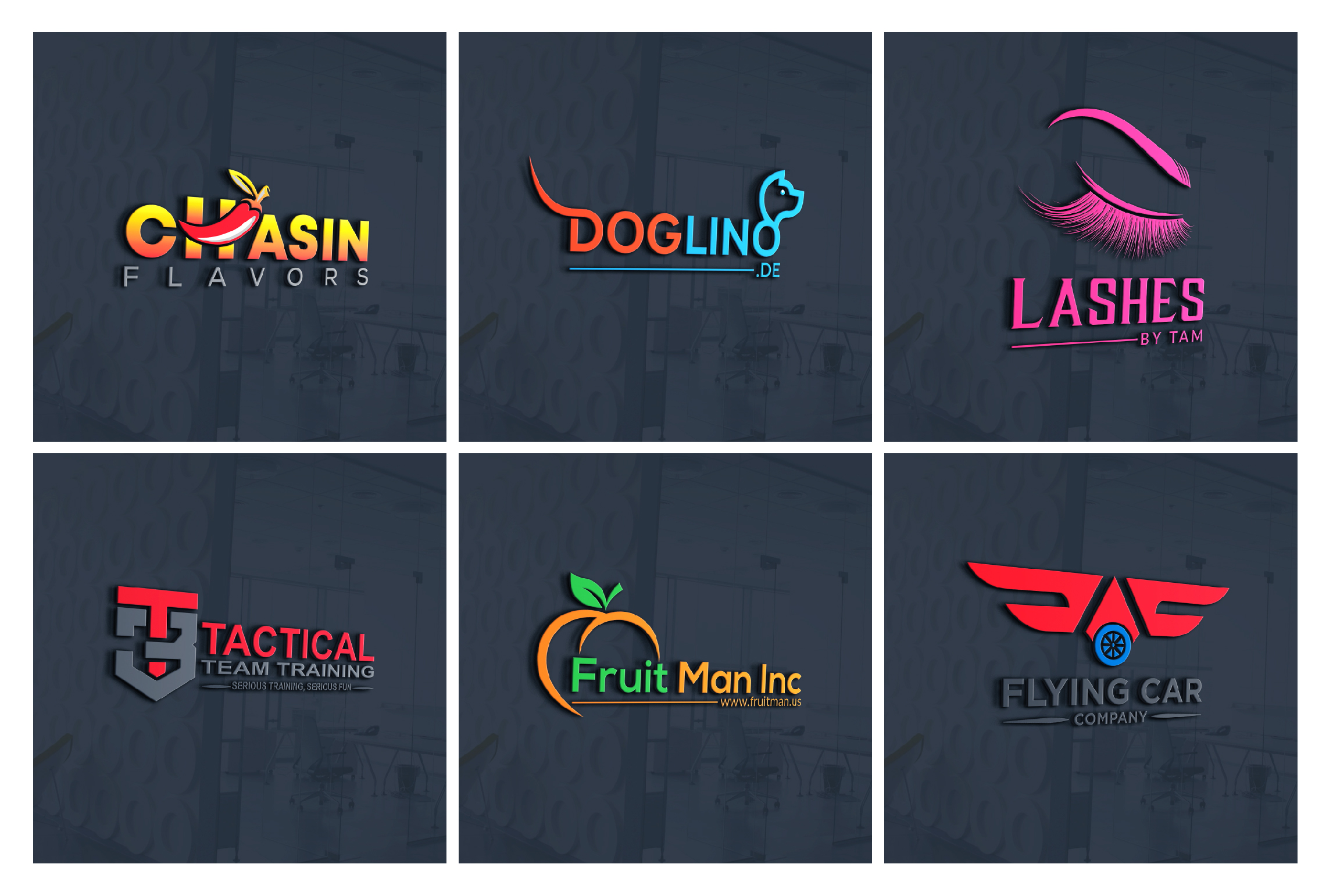 In 3 hours design eye-catching business logo