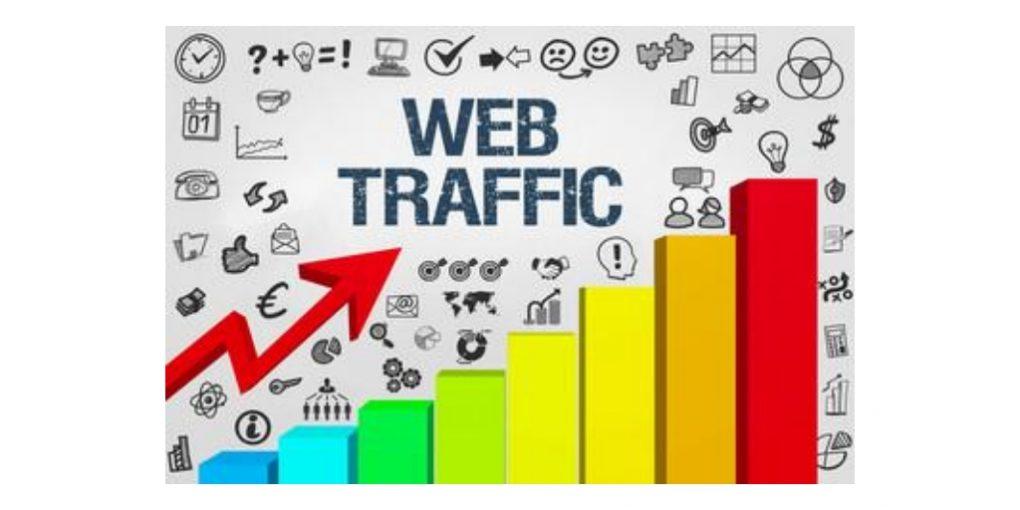 I will drive 25 days google organic search traffic using keywords